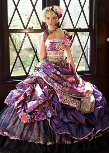 和ドレス01