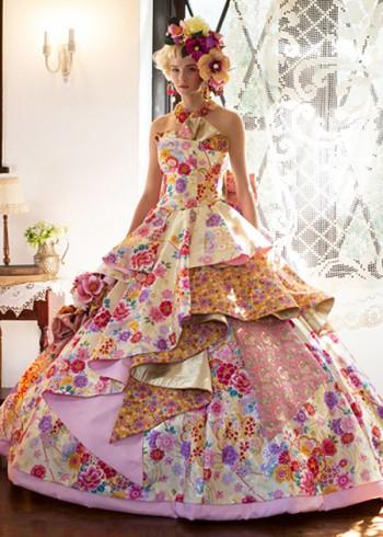 和ドレス02